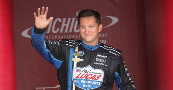 A new NASCAR team announces it will race this season