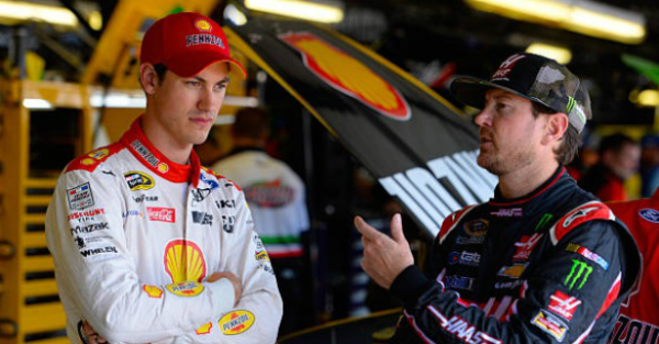 A past Daytona 500 winner is feeling extra pressure as this year's race looms