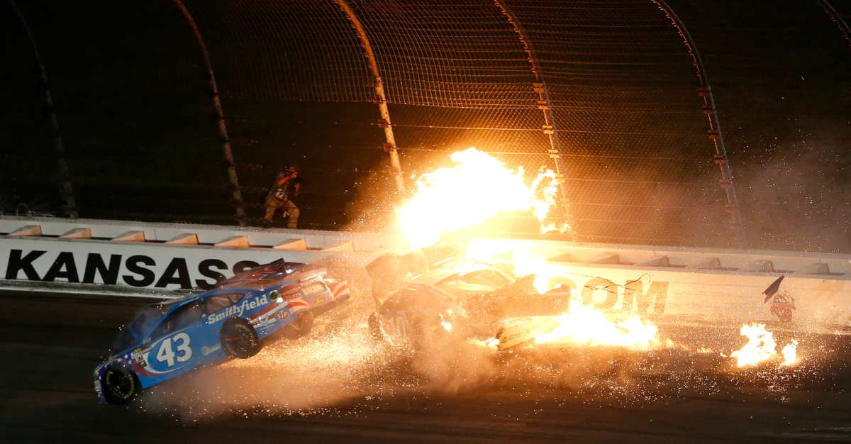 Alt_Driver Round-table: How should NASCAR handle its new in-car crash footage?