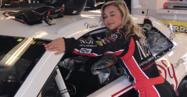 Driver who made history needs medical center treatment at Daytona
