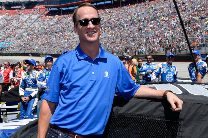 Peyton Manning will take his talents to NASCAR for the Daytona 500