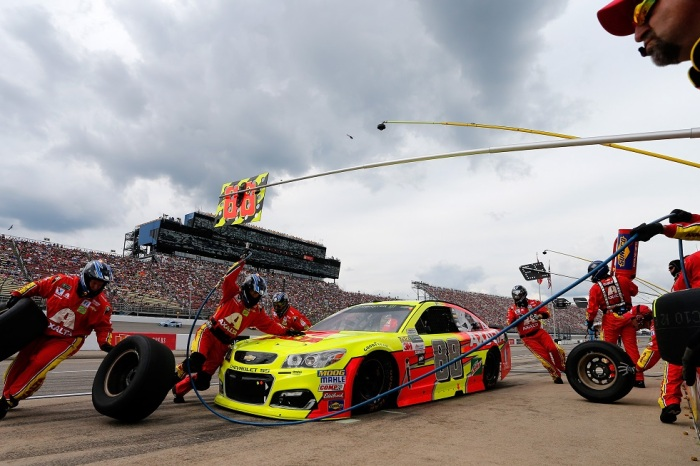 NASCAR is not messing around with the new pit gun regulations