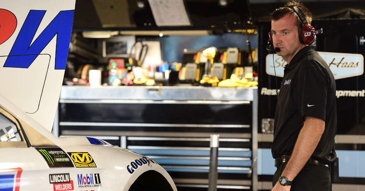 NASCAR crew chief shares a heartbreaking story about a young fan who died too soon