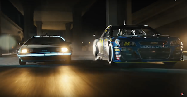 Pepsi made a mistake in their Super Bowl commercial that NASCAR fans are sure to notice