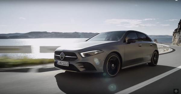 The new Mercedes A-Class is here, and if this doesn't make you lust for a car, nothing will