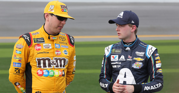 Track president has a surprise pick for young Cup Series driver to watch