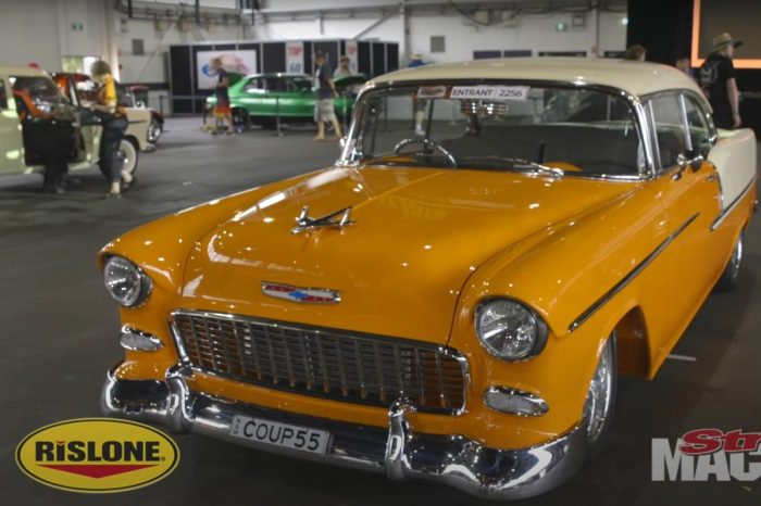 It Took 21 Years to Restore This '55 Chevy 210