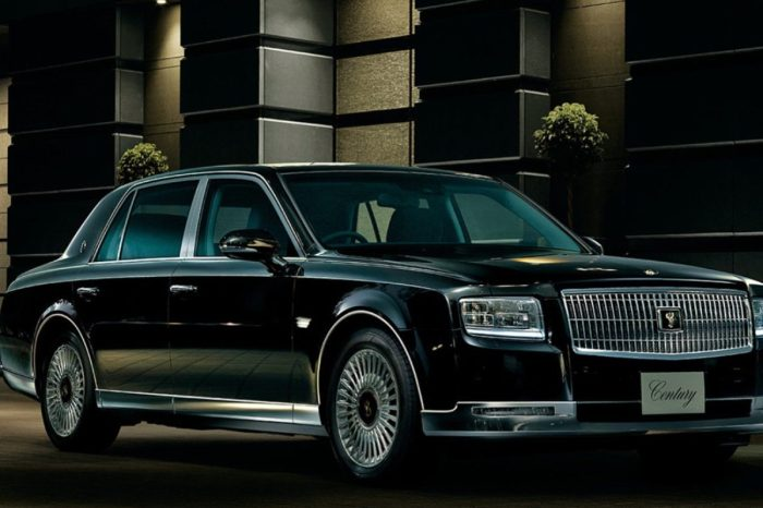 $178K Toyota Century Is the Ultimate Luxury Redesign