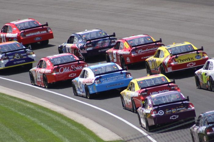 IMS Hopes to Inject Life Back Into Brickyard 400 with New Dirt Track Race