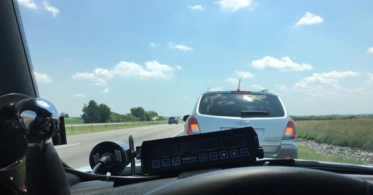 Left Lane Violation