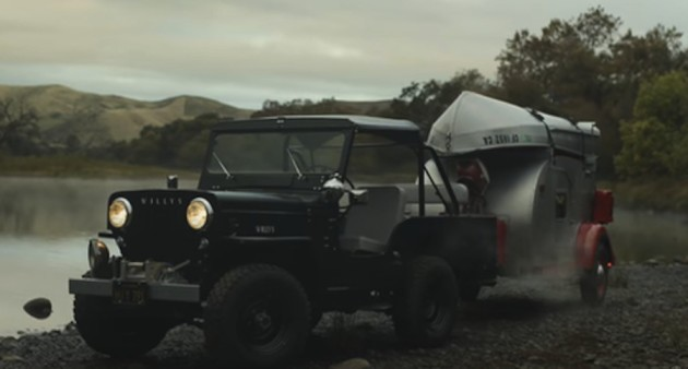 This Jeep-Teardrop Camper Combo Is All You Need to Hit the Backroads