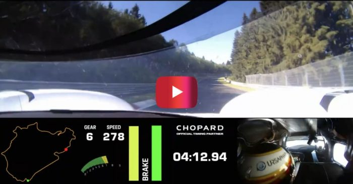 [WATCH] Porsche 919 OBLITERATES 35-Year-Old Lap Record