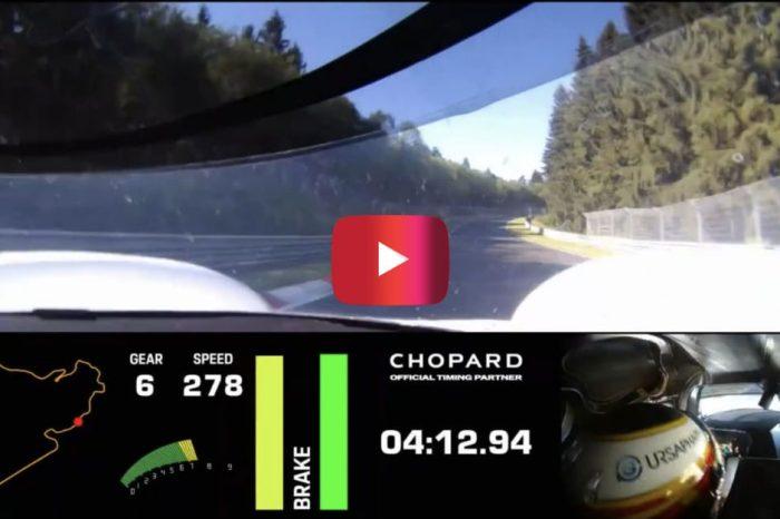 [WATCH] Porsche 919 OBLITERATES 35-Year-Old Lap Record