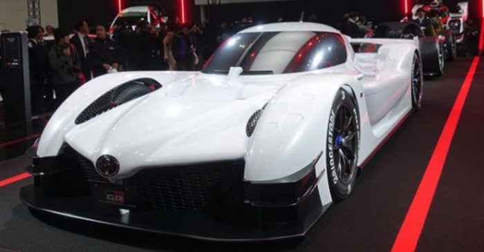 Toyota Announces New Hypercar Plans Based on Winning Le Mans Car