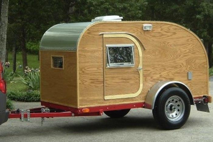 Build a Teardrop Camper in 10 Easy Steps