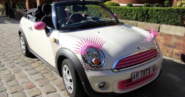 7 Things You Shouldn't Put on Your Car Unless You Want to Be Seriously Judged