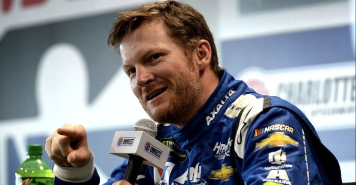 Dale Jr.'s Electric Kyle Busch Call Should Be His New Catchphrase