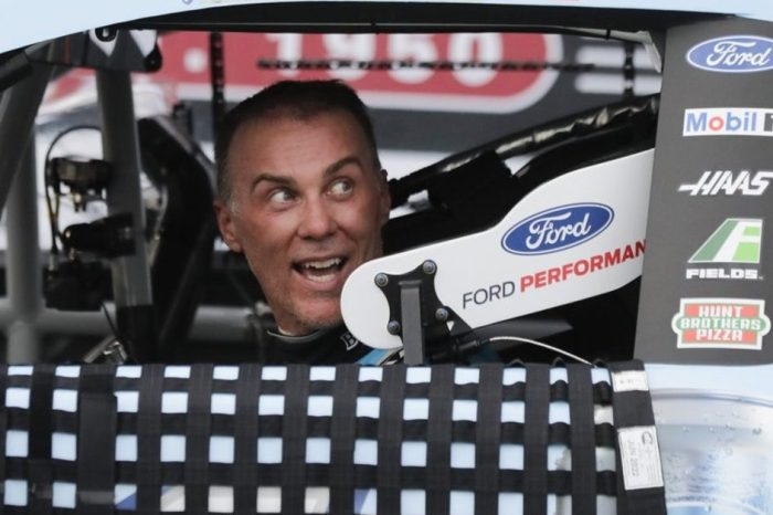 "Kevin Harvick Jokes About NASCAR Retirement Plans: ""I Want to Be in Charge"""
