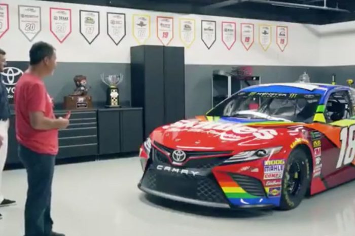 Kyle Busch Will Pay Tribute to This NASCAR Great with Iconic Paint Scheme at Darlington