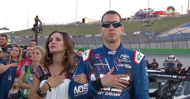 Kyle Busch Reveals Who He Thinks Is His Biggest Competition