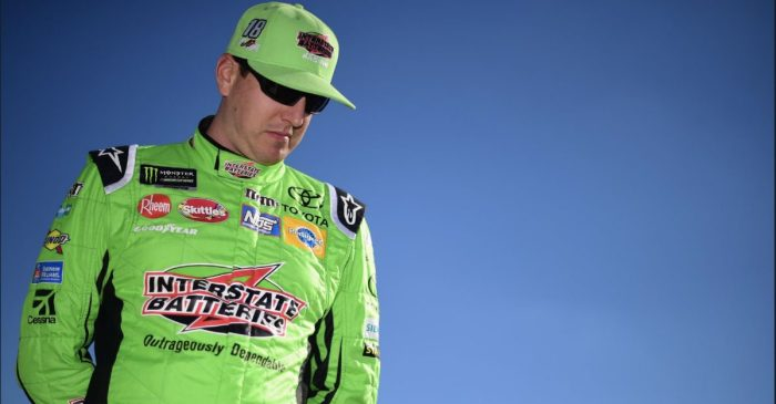 Here's What Kyle Busch Has to Say About Brian France and the Future of NASCAR