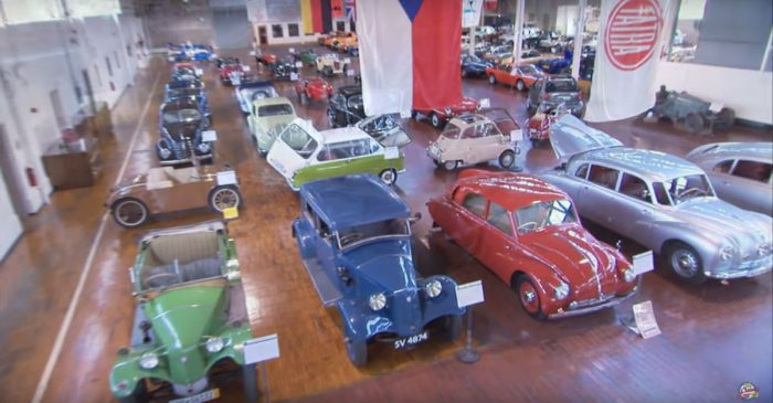 Nashville's Lane Motor Museum Is Every Classic Car Lover's Dream