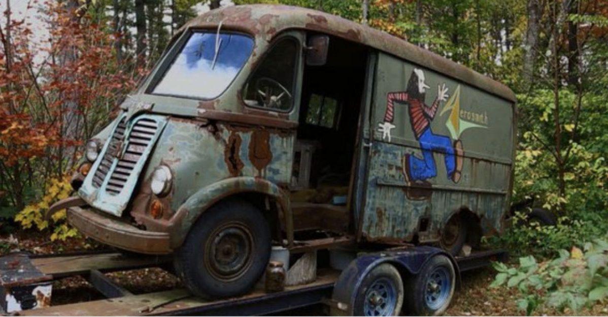 Aerosmith Van