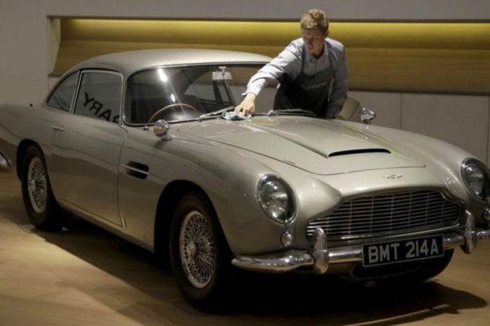 "Aston Martin Mulling over Move That Would Be ""Key Milestone in the History of the Company"""