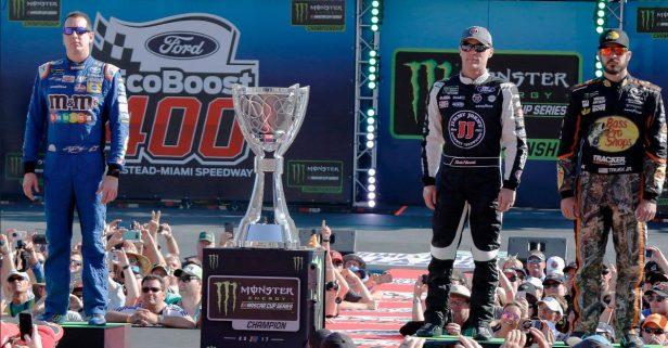 Big 3 Breakdown: Dominant NASCAR Trio Takes Backseat as Chase Elliott Snags Victory at Watkins Glen