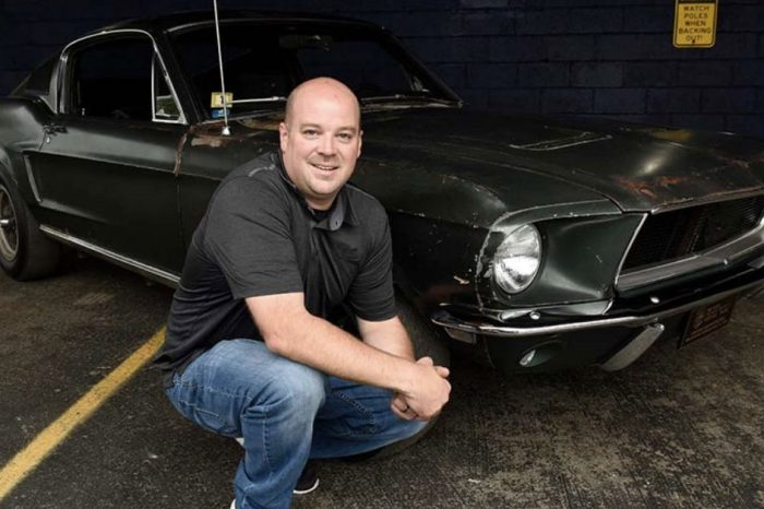 1968 Bullitt Mustang Owner Gets Classic Gift Courtesy of Ford