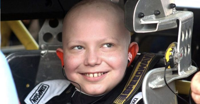 Professional Racing Community Rallies Around Iowa Boy Dying from Cancer