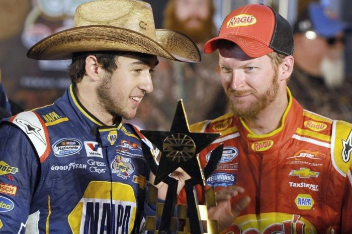 "Why Dale Jr. Calls Chase Elliott ""Young Elvis"""