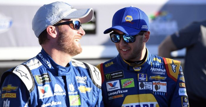 Here's What a Few NASCAR Stars Had to Say About the 2019 Cup Series Rules Changes
