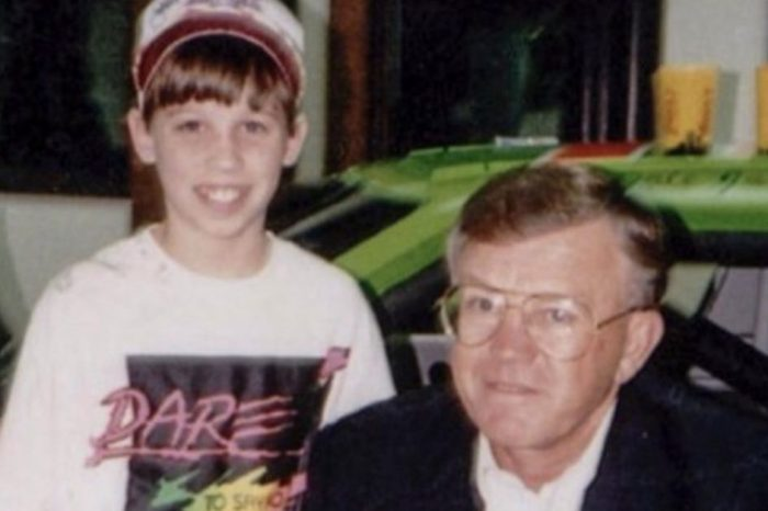 Denny Hamlin Shares Special Moment with Joe Gibbs That's Been 26 Years in the Making