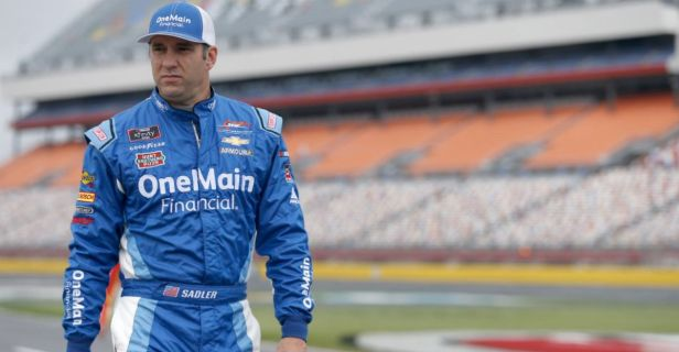 Elliott Sadler Released an Important Statement About His Future in NASCAR
