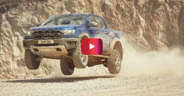 2019 Ford Ranger Raptor Looks Like the Ultimate Pickup in Epic Off-roading Video