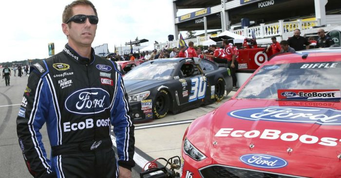 Former NASCAR Driver Greg Biffle Has to Pay His Ex-Wife Only $1 for Secretly Recording Her