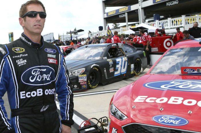 Greg Biffle Is (Sort of) Making His NASCAR Return at Texas Motor Speedway