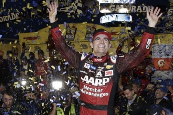 Looking Back on Jeff Gordon's Incredible Path to the NASCAR Hall of Fame
