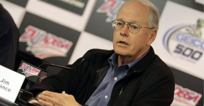 Jim France Will Stay in the Shadows as Interim NASCAR CEO