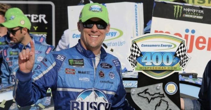 Big 3 Breakdown: Kevin Harvick Cruises to Victory in Michigan, While Kyle Busch Still Leads in Standings