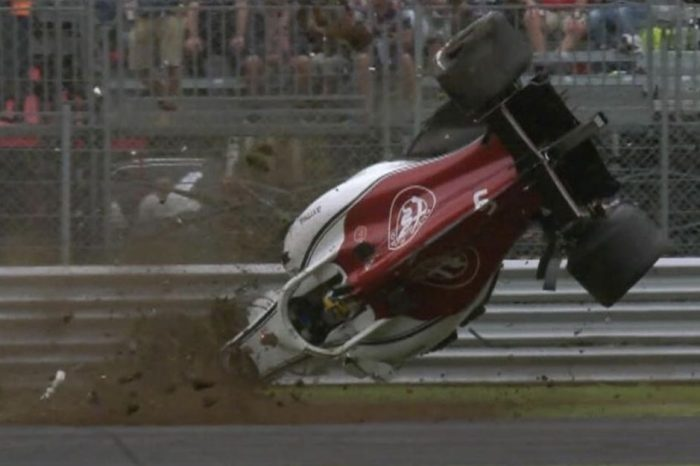 Formula One Driver Marcus Ericsson Was Somehow Unhurt After This Devastating Crash