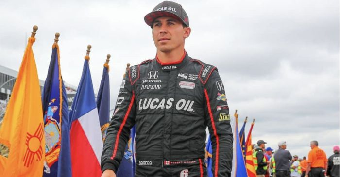IndyCar's Robert Wickens Remains Hospitalized as Severity of Injuries Are Still Unknown