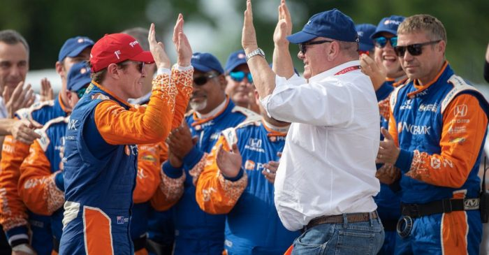 Scott Dixon Has Chosen Where He Will Likely Finish His IndyCar Career