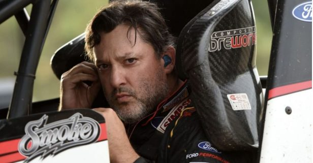 Tony Stewart vs. Sprint Car Driver Twitter Fight Ends in Driver's Suspension