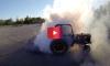 turbo volvo tractor drifting