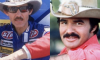 Richard Petty and Burt Reynolds