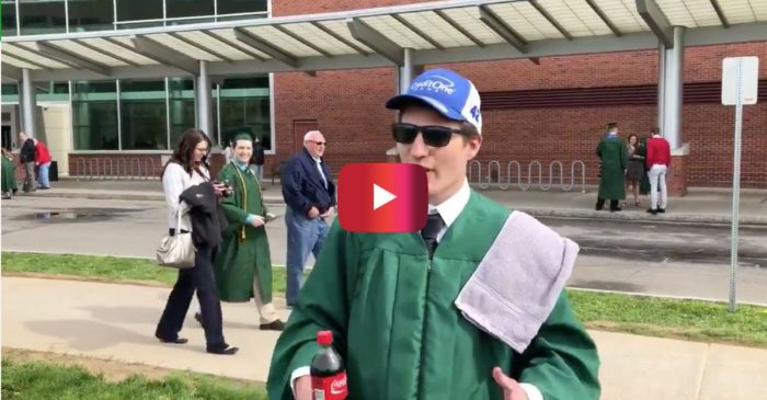 College Grad Earns Job at Chip Ganassi Racing Thanks to This Viral NASCAR-themed Video
