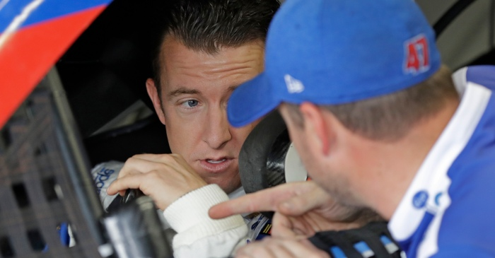 NASCAR Still the Sport for Blue Collar Kids, Even Veterans Are Pushed Out