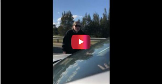 This Road Rage Incident in Australia Got out of Control Fast